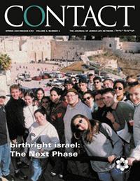 Contact Spring 2001