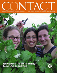 Contact Summer 2003