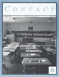 Contact Autumn 1998